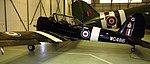 DHC.1 Chipmunk, The Battle of Britain Memorial Flight, RAF Coningsby. (31156133485).jpg