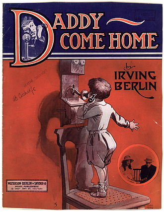 Daddy, Come Home - Image: Daddy Come Home 1