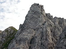Klettersteig Däumling : Däumling klettersteig u2013 wikipedia