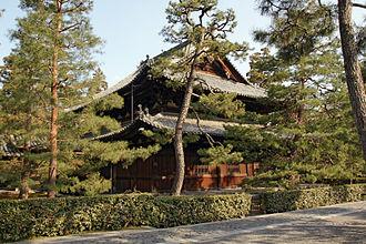 Daitoku-ji - Butsuden (Hondo)