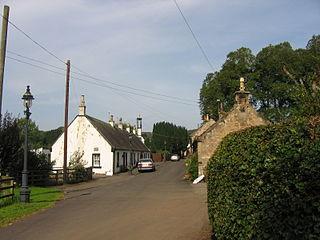 Dalserf,  Schottland, Vereinigtes Königreich