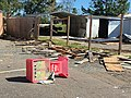 "Damaged ""Free"" board after Hurricane Michael.jpg"