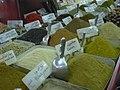 Damaskus, Süße Spezialitäten für den Import von Chez 'Olabi (37819347805).jpg