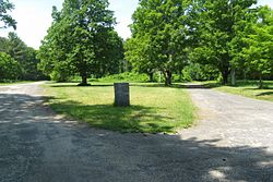 Site of Dana Common