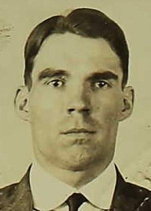 Daniel K. Ludwig - Ludwig's 1920 passport photo.
