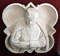 Dante sodini, andrea pisano, gesso preparatorio per il decoro della facciata di santa maria del fiore, 1883.jpg