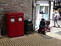 Dartmouth, postbox No. TQ6 158, Fairfax Place - geograph.org.uk - 1468162.jpg