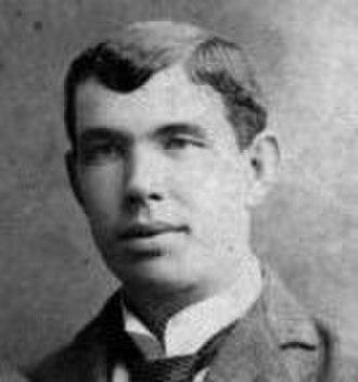 David Foulis (golfer) - Foulis in 1903