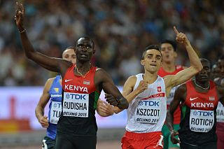 2015 World Championships in Athletics – Mens 800 metres