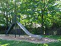 DeWitt Park slide - Portland, Oregon.JPG