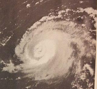 Hurricane Debbie (1969) Category 3 Atlantic hurricane in 1969