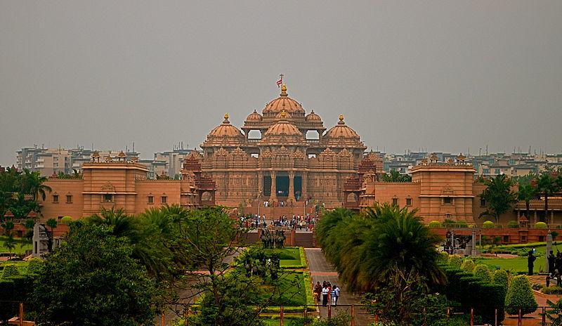 File:Delhi Akshardham Temple.JPG