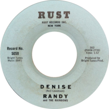 Denise (song) - Wikipedia