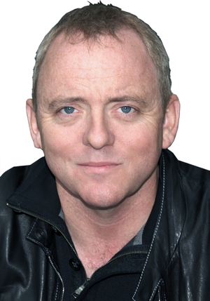 English: Dennis Lehane, author of Mystic River...