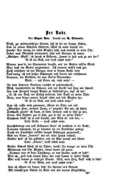 File:Der Rabe (Übersetzung Vivanti) 1878.djvu