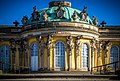 Detail Of The Castle Sanssouci In Potsdam Germany 1746 (224072013).jpeg