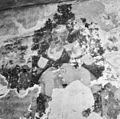 Detail schildering noord-zijde torenwand voor restauratie - Buren - 20045459 - RCE.jpg