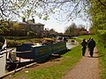 Devizes, a walk on the towpath - geograph.org.uk - 1238589.jpg