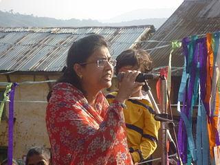 Devyani Rana Nepalese princess