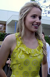 This is my world. 175px-Dianna_Agron_2009