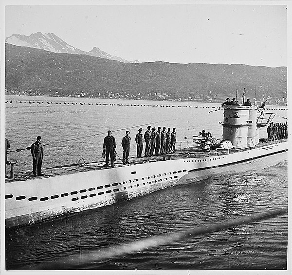 Tysk U-båt