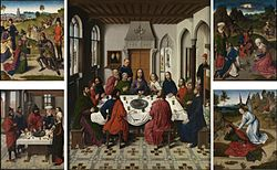 Dieric Bouts: The Last Supper