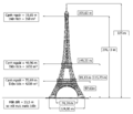 category architectural drawings of the eiffel tower wikimedia commons. Black Bedroom Furniture Sets. Home Design Ideas