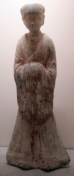 File:Dinastia han posteriore, dama stantee, sichuan, I-III sec.JPG