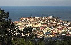 Casco Viejo, seen from Cerro Ancón