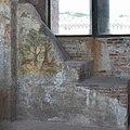 Disegno di una cella nella torre Grimaldina.JPG