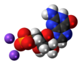 Disodium guanylate 3D spacefill.png