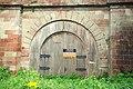 Disused gateway, Lambeg - geograph.org.uk - 1407873.jpg
