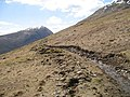 Ditch below Meall Tionail - geograph.org.uk - 777442.jpg