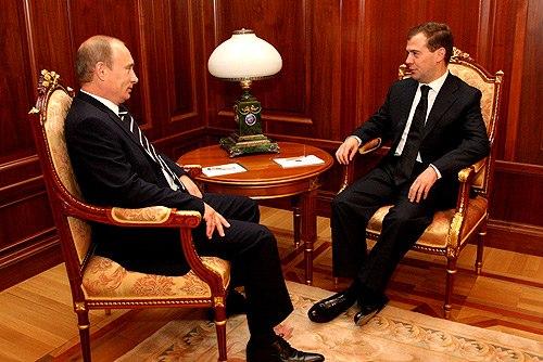 Dmitry Medvedev 13 August 2008-3