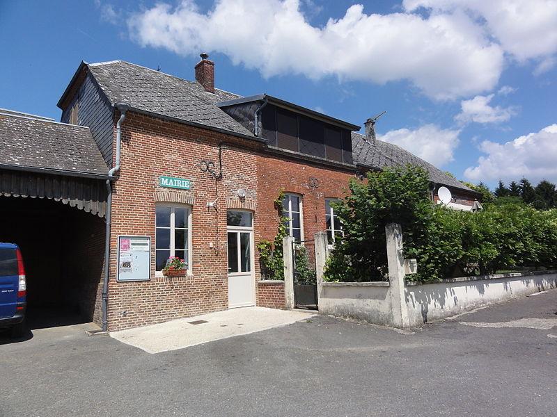 Dohis (Aisne) mairie