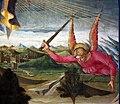 Domenico di michelino, espulsione dal paradiso terrestre, 1450-75 ca. 04.jpg