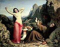 Dominique Papety - Temptation of Saint Hilarion.jpg