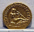 Domiziano, aureo, 81-96 ca., 02.JPG