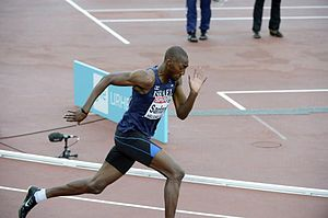 Israel at the 2016 Summer Olympics - Donald Sanford finishing 4th at the 400 meters dash in the 2012 European Athletics Championships