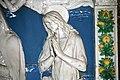 Dossale in terracotta invetriata, San Giobbe di Andrea e Giovanni della Robbia.jpg