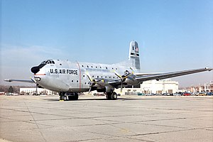 909th Tactical Airlift Group - Image: Douglas C 124C Globemaster USAF