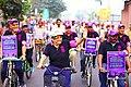 Dr.Kiran Bedi leading a rally at Karaikal.jpg