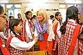 Dr. Biden meets with students in an English class at the Anjuman-i-Islam Saif Tyabji Girl's school.jpg