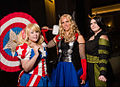 DragonCon 2012 - Marvel and Avengers photoshoot (8082160882).jpg