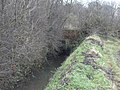 Drain and Bridge on disused railway - geograph.org.uk - 1093991.jpg