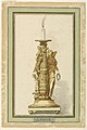 Drawing, Design for a Bronze Candlestick, ca. 1800 (CH 18170389-2).jpg