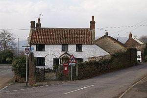 Draycott, Somerset - Image: Draycott