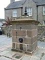 Drinking fountain in Kincardine O'Neil - geograph.org.uk - 802611.jpg