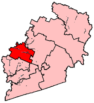 Drummond (electoral district) - Image: Drummond
