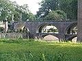 Dubbele brug bij kasteel Amerongen.JPG
